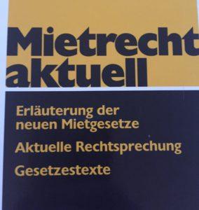 Anwalt Mietrecht Oberhausen Mülheim